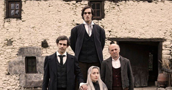 Fotograma de la película Handía