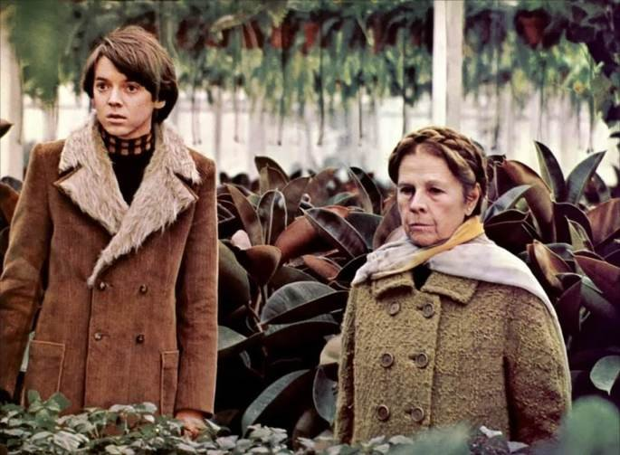 Fotograma de la película Harold y Maude