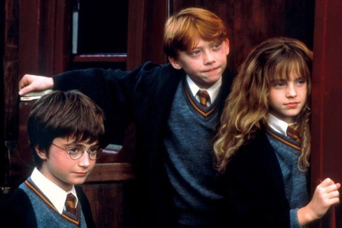 Fotograma de la película Harry Potter