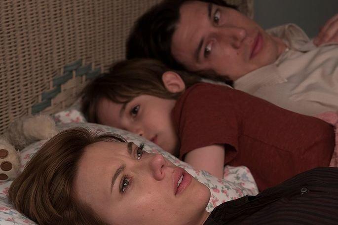 Fotograma de la película Historia de un matrimonio