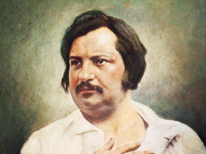 Imagen de Honoré Balzac