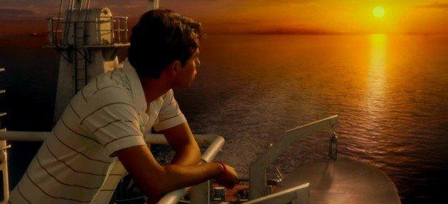 Pi en el barco