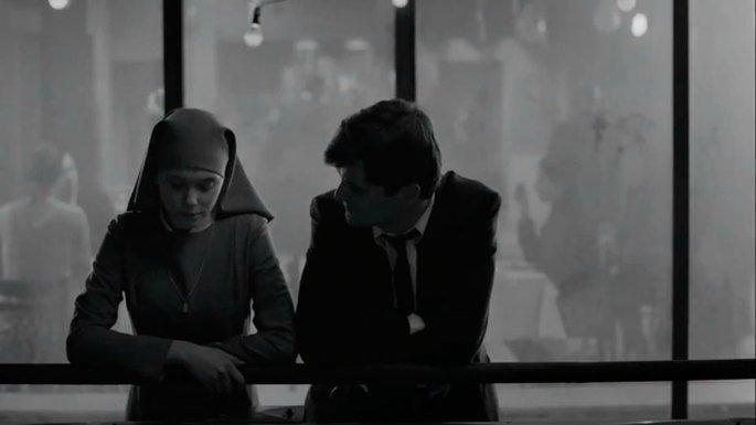 Fotograma de la película Ida.