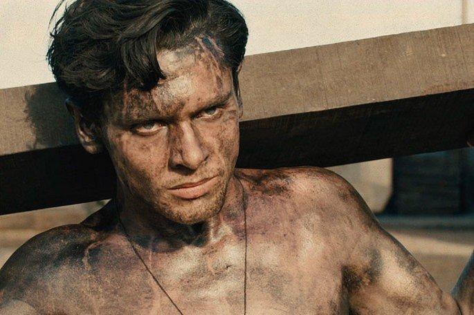 Fotograma de la película Invencible