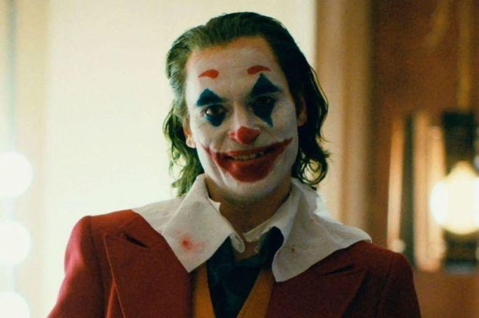 Fotograma de la película el Joker