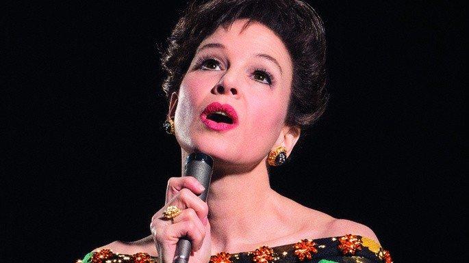 Fotograma de la película Judy