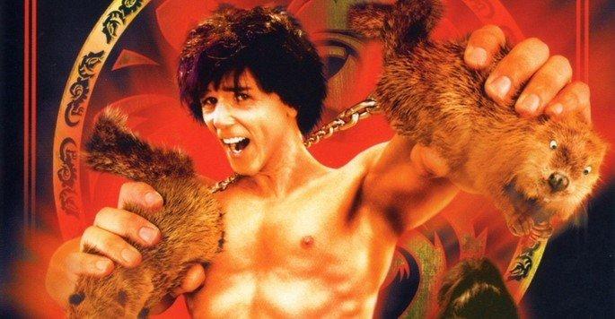 Cartel de la película Kung Pow! Enter the First
