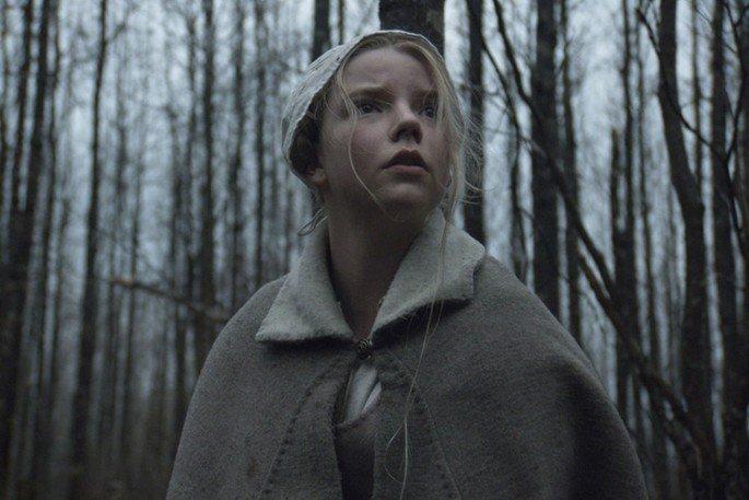 Fotograma de la película La Bruja