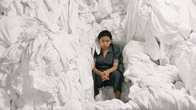 Fotograma de la película La camarista
