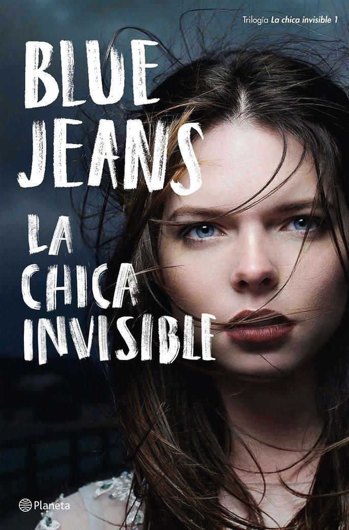 Portada del libro La chica invisible