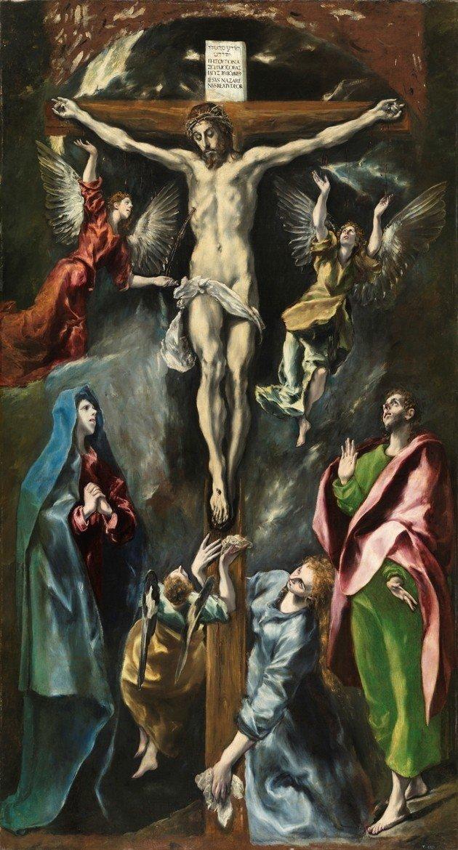 Greco Crucifixion