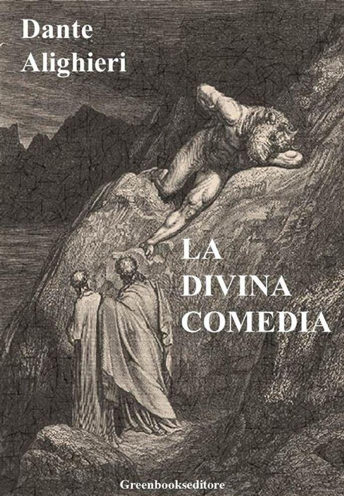 Portada del libro La Divina comedia