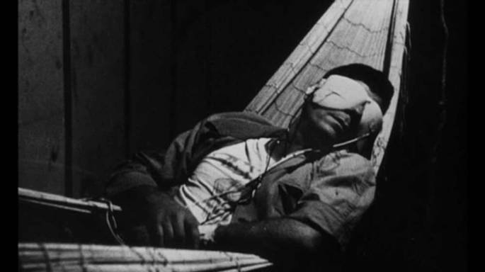 Fotograma de la película La Jetée