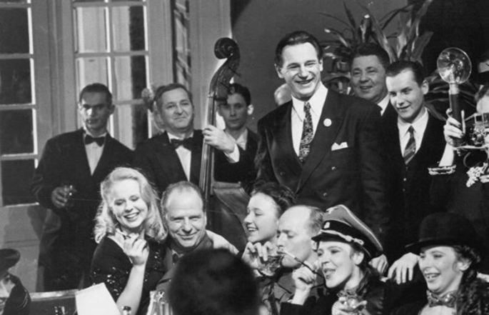 Fotograma de la película La lista de Schindler