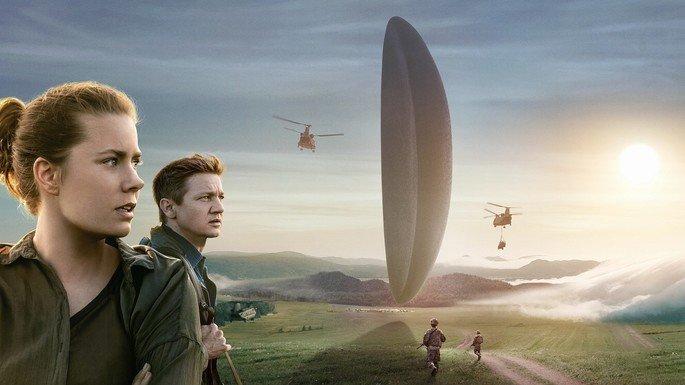 Fotograma de la película La llegada