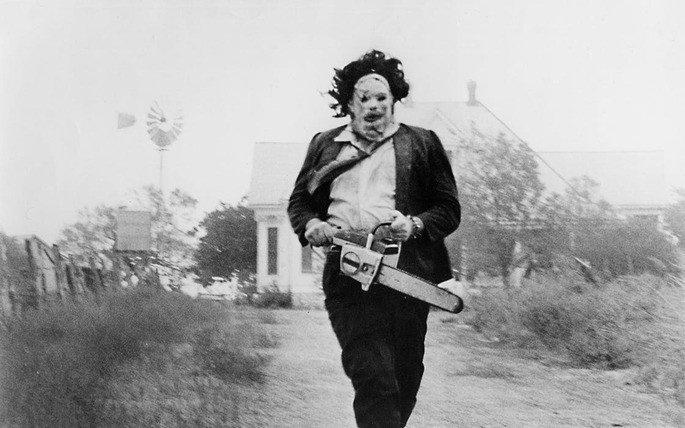 Fotograma de la película La matanza de Texas