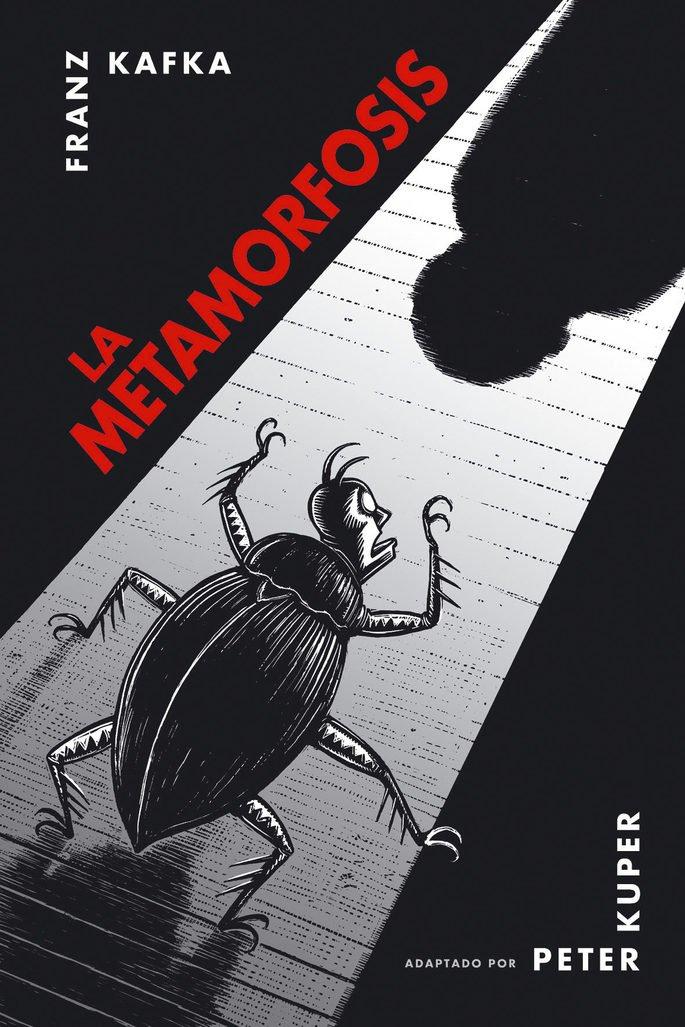 Portada del libro La Metamorfosis