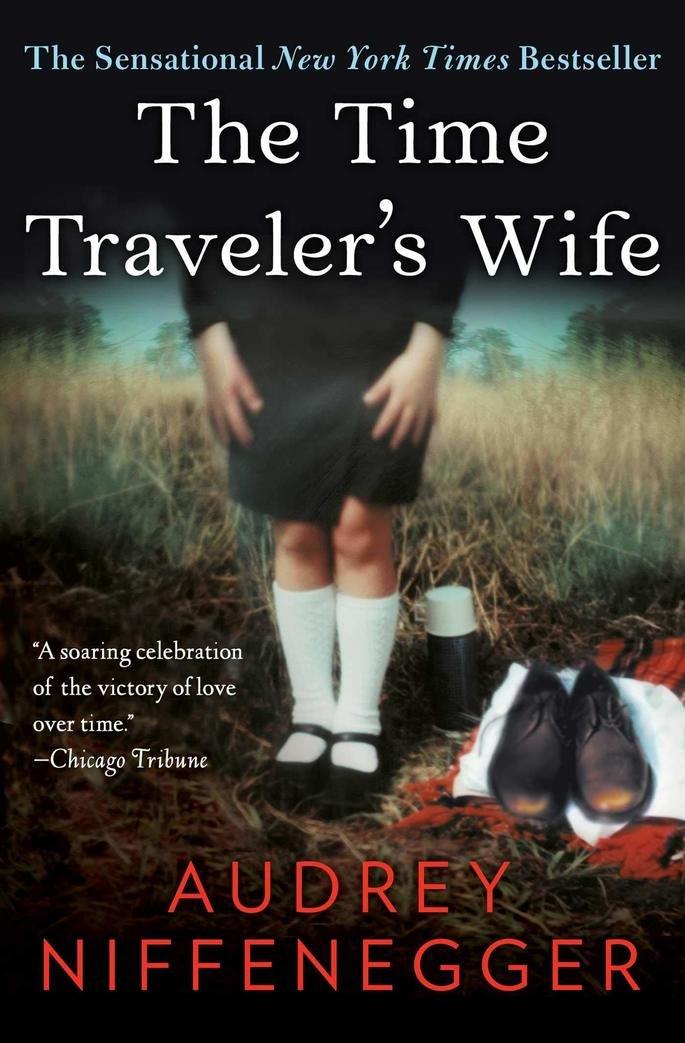 Portada del libro La mujer del viajero en el tiempo