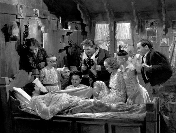 Fotograma de la película La parada de los monstruos