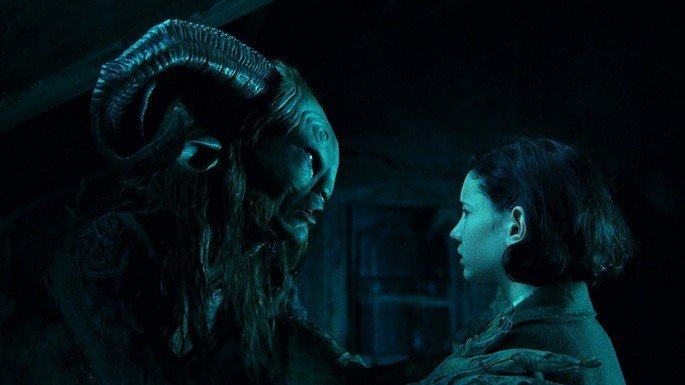 Fotograma de la película El laberinto del fauno