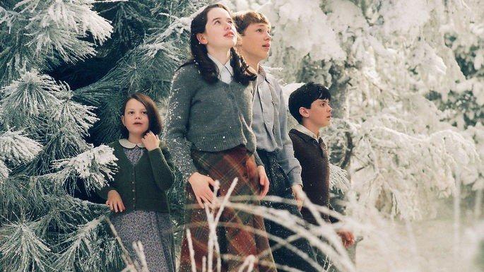 Fotograma de la película Las crónicas de Narnia