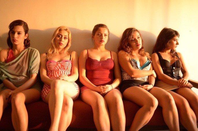 Fotograma de la película Las elegidas