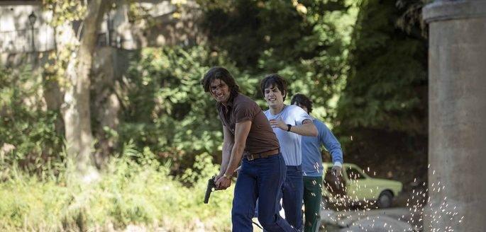 Fotograma de la película Las leyes de la frontera
