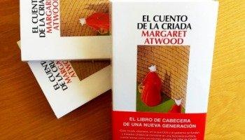 Libro El cuento de la criada de Margaret Atwood