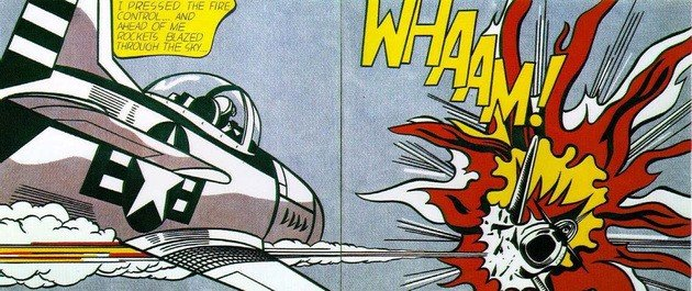 Lichenstein Whaam!