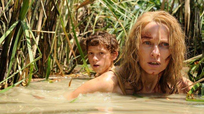 Fotograma de la película Lo imposible