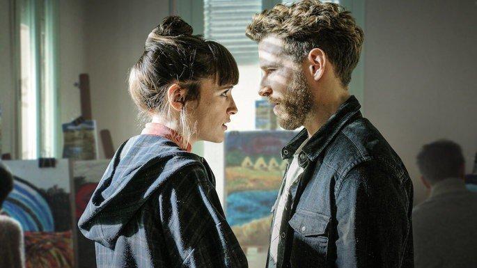 Fotograma de la película Loco por ella