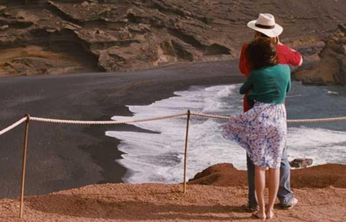 Fotograma de la película Los abrazos rotos