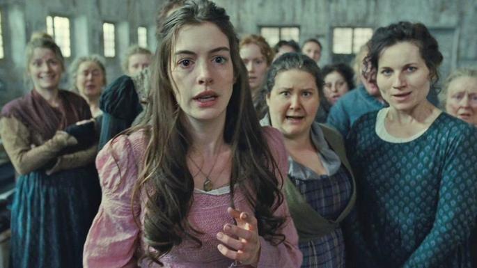 Fotograma de la película Los miserables