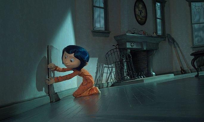 Fotograma de la película Los mundos de Coraline