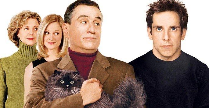 Fotograma de la película Los padres de ella