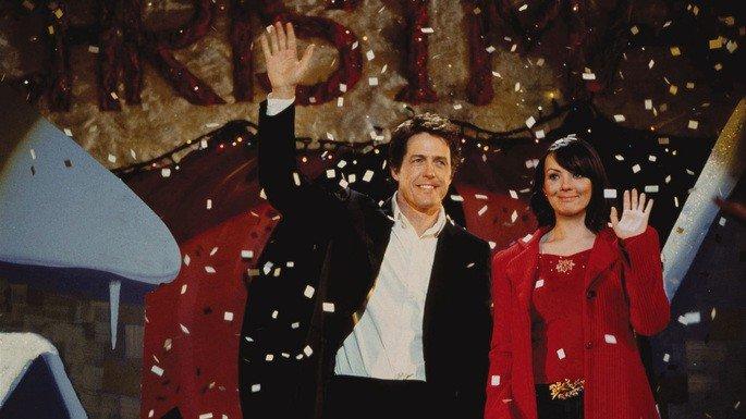 Fotograma de la película Love Actually