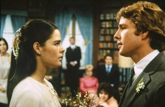 Fotograma de la película Love Story