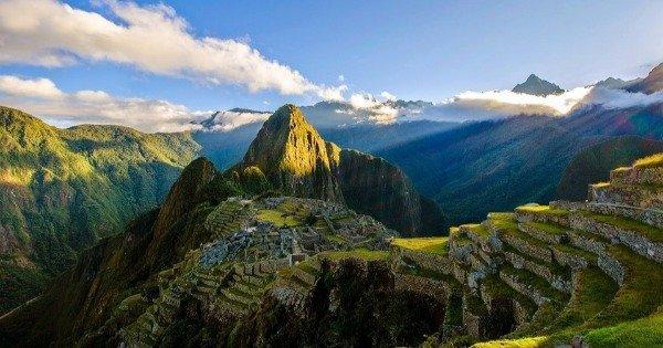 Machu Picchu Su Arquitectura Y Significados Sagrados