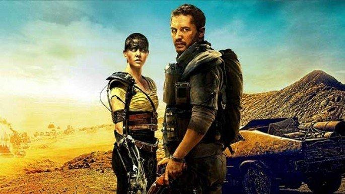 Fotograma de la película Mad Max.
