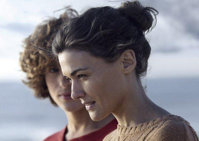 Fotograma de la película Madre, en el que la protagonista aparece en primer plano