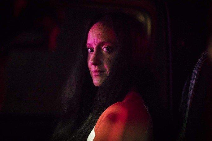 Fotograma de la película Mandy