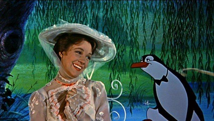 Fotograma de la película Mary Poppins