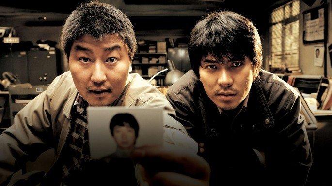 Fotograma de la película Memories of Murder