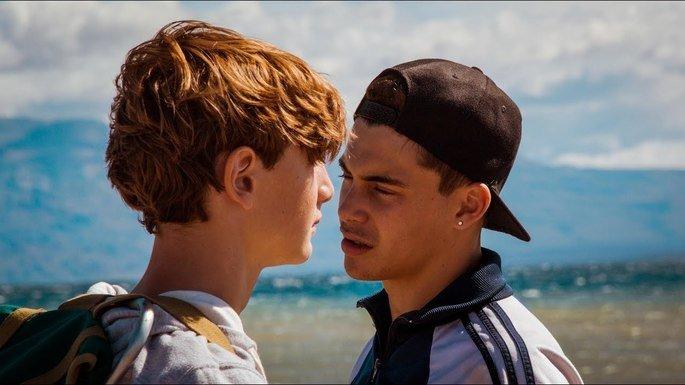 Fotograma de la película Mi mejor amigo