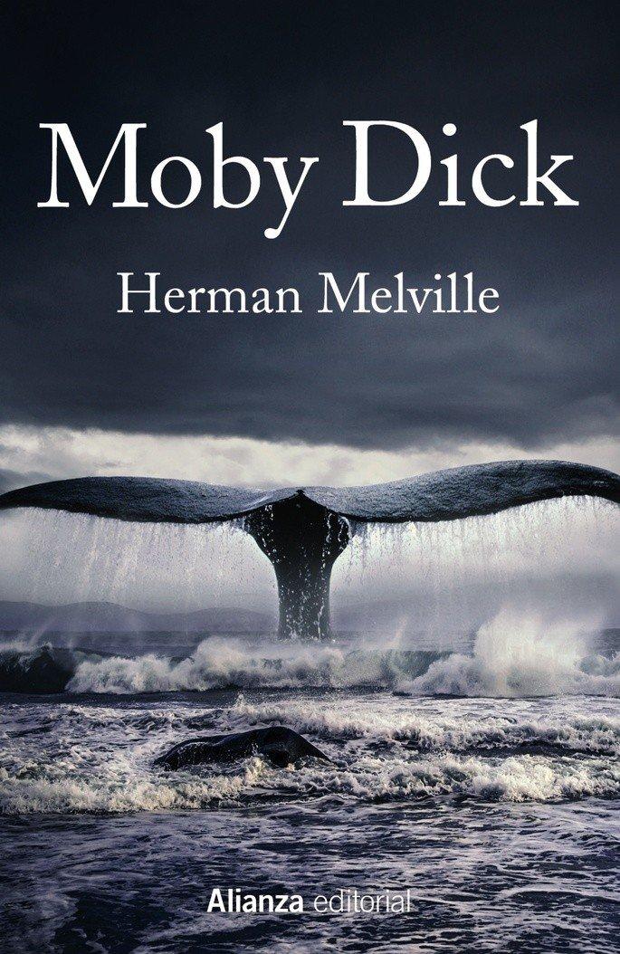Portada del libro Moby Dick