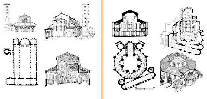 plantas bizantinas