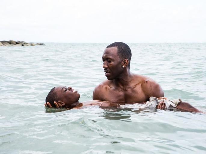 Fotograma de la película Moonlight