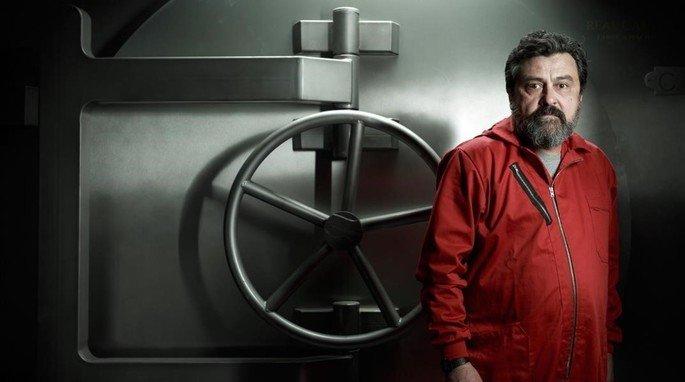 Personaje de Moscú en la serie.