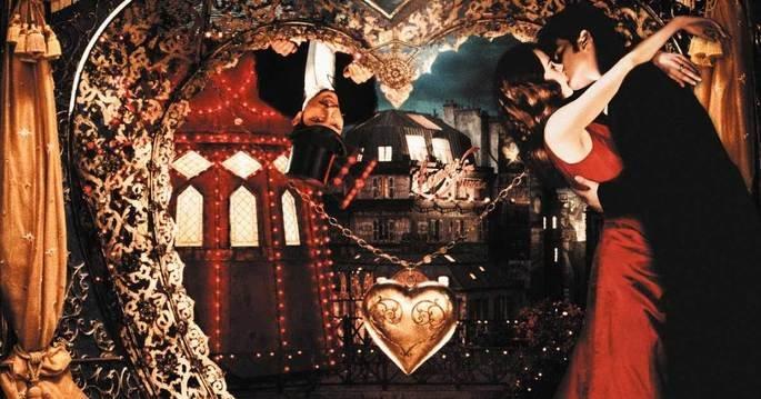 Fotograma de la película Moulin Rouge