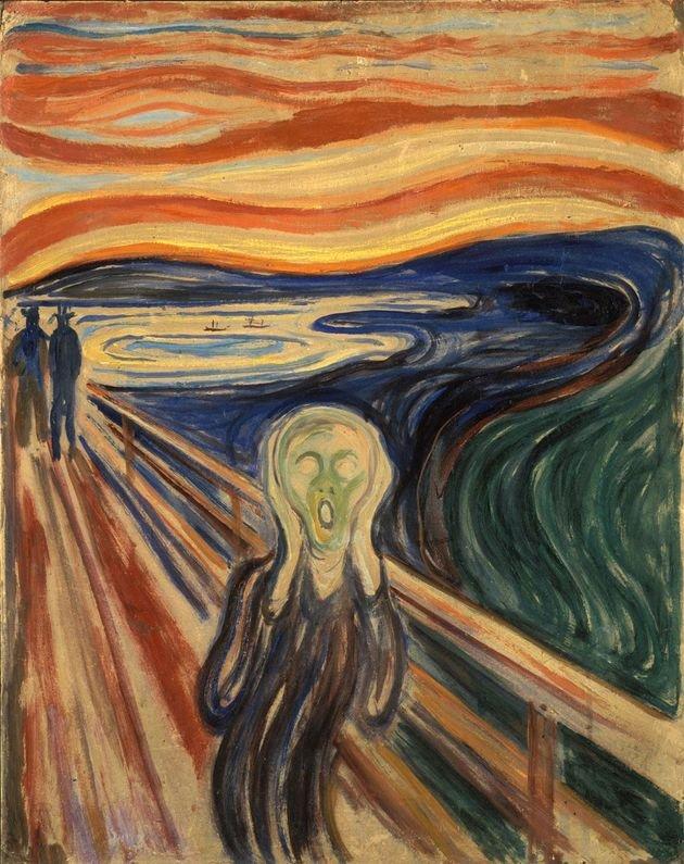 El grito 1910